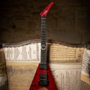 flying V L'accord du bois De leeuw Guitars 1